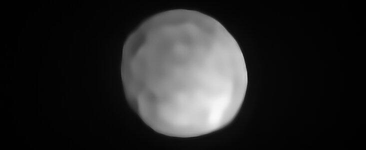 Asteroid Hygiea