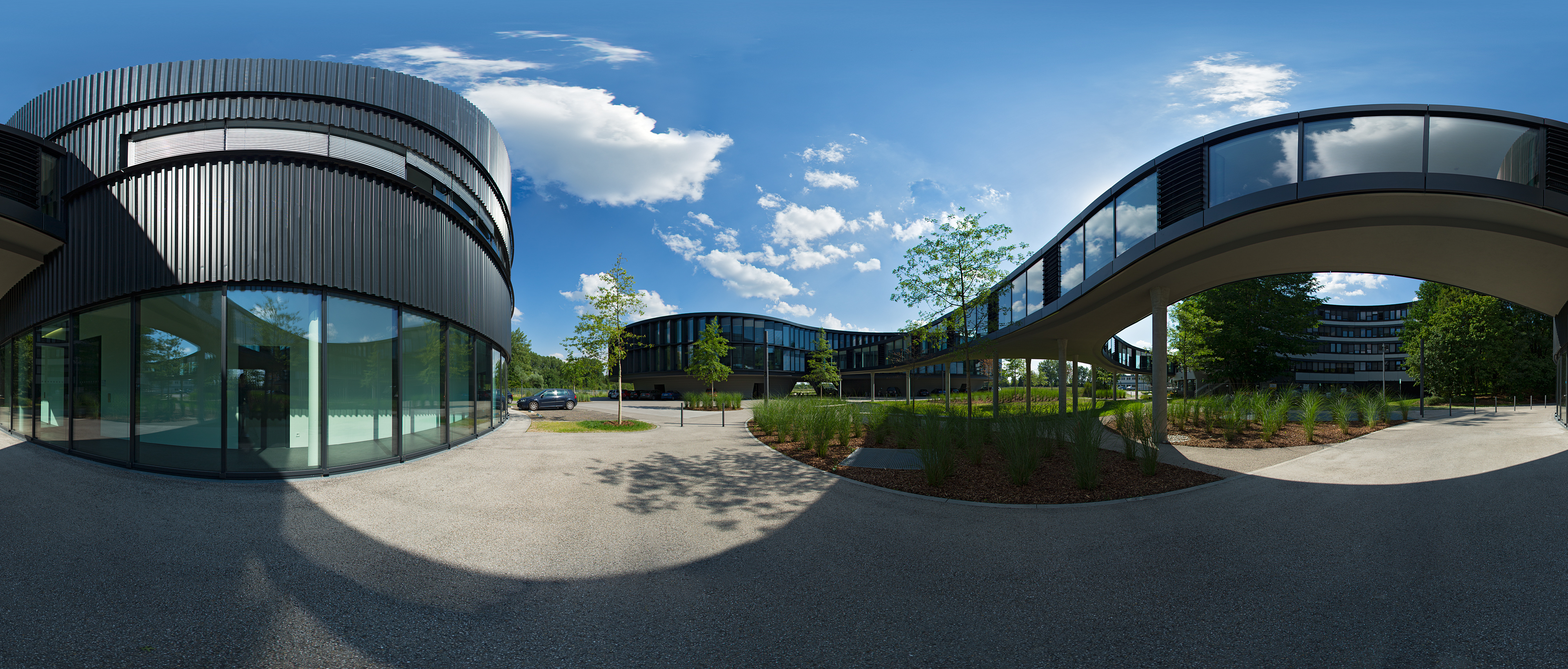 360 degree panorama of the eso headquarters eso for 360 house
