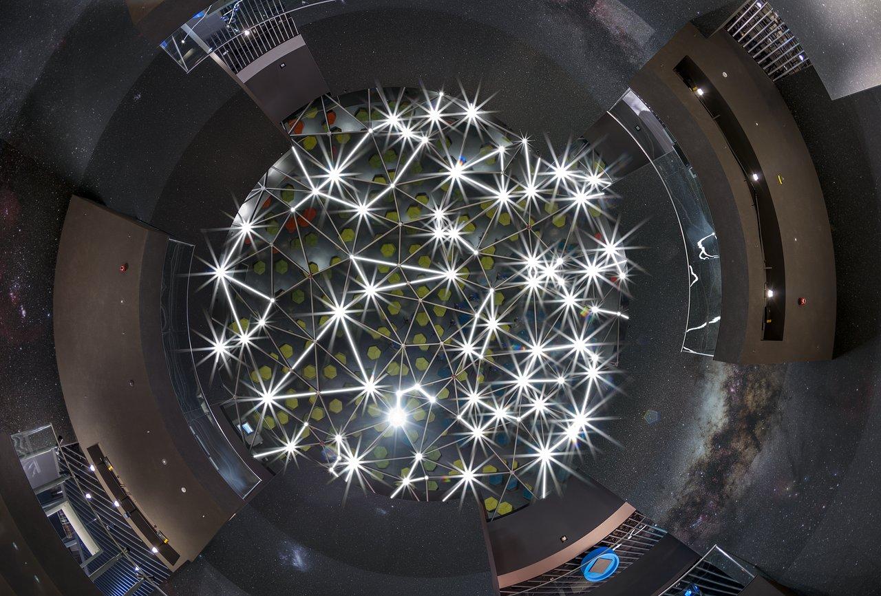 ESO Supernova opening — a new supernova over Munich