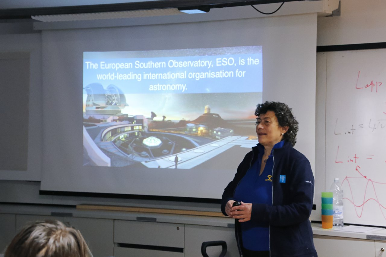 ESO Astronomy Camp
