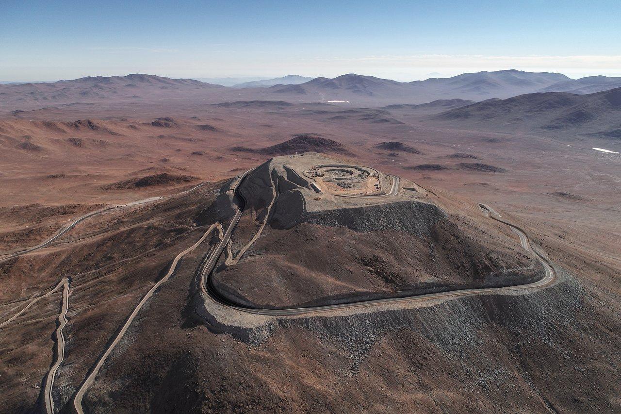 ELT Foundation Work Started on Cerro Armazones