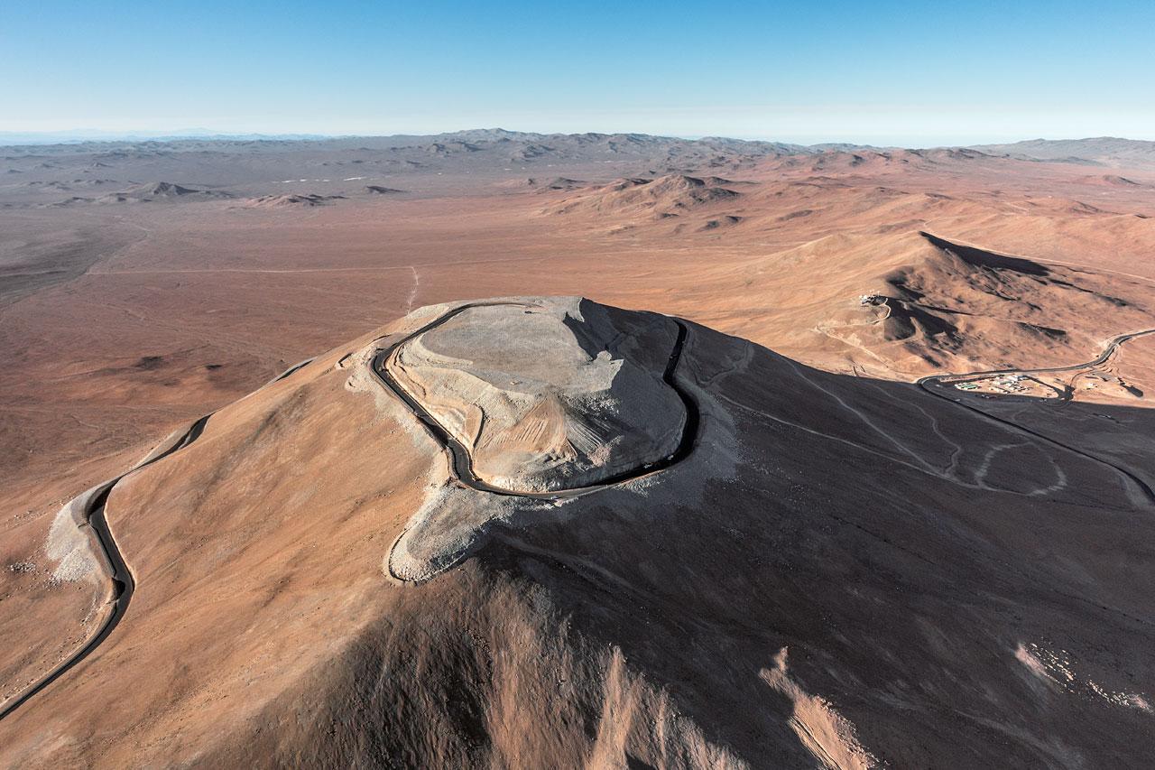 Cerro Armazones Eso