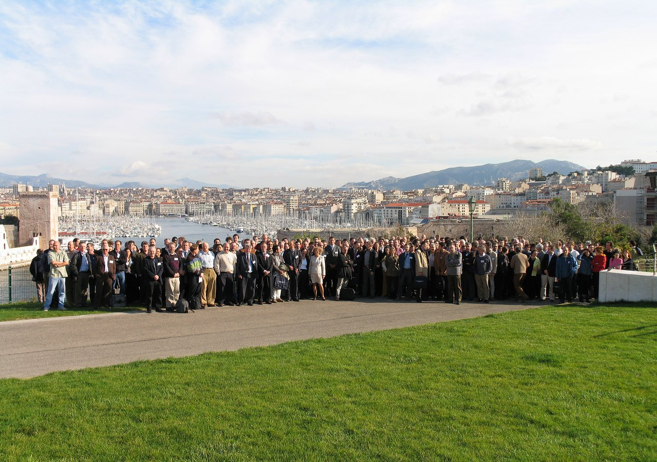 ELT meeting in Marseille, November 2006