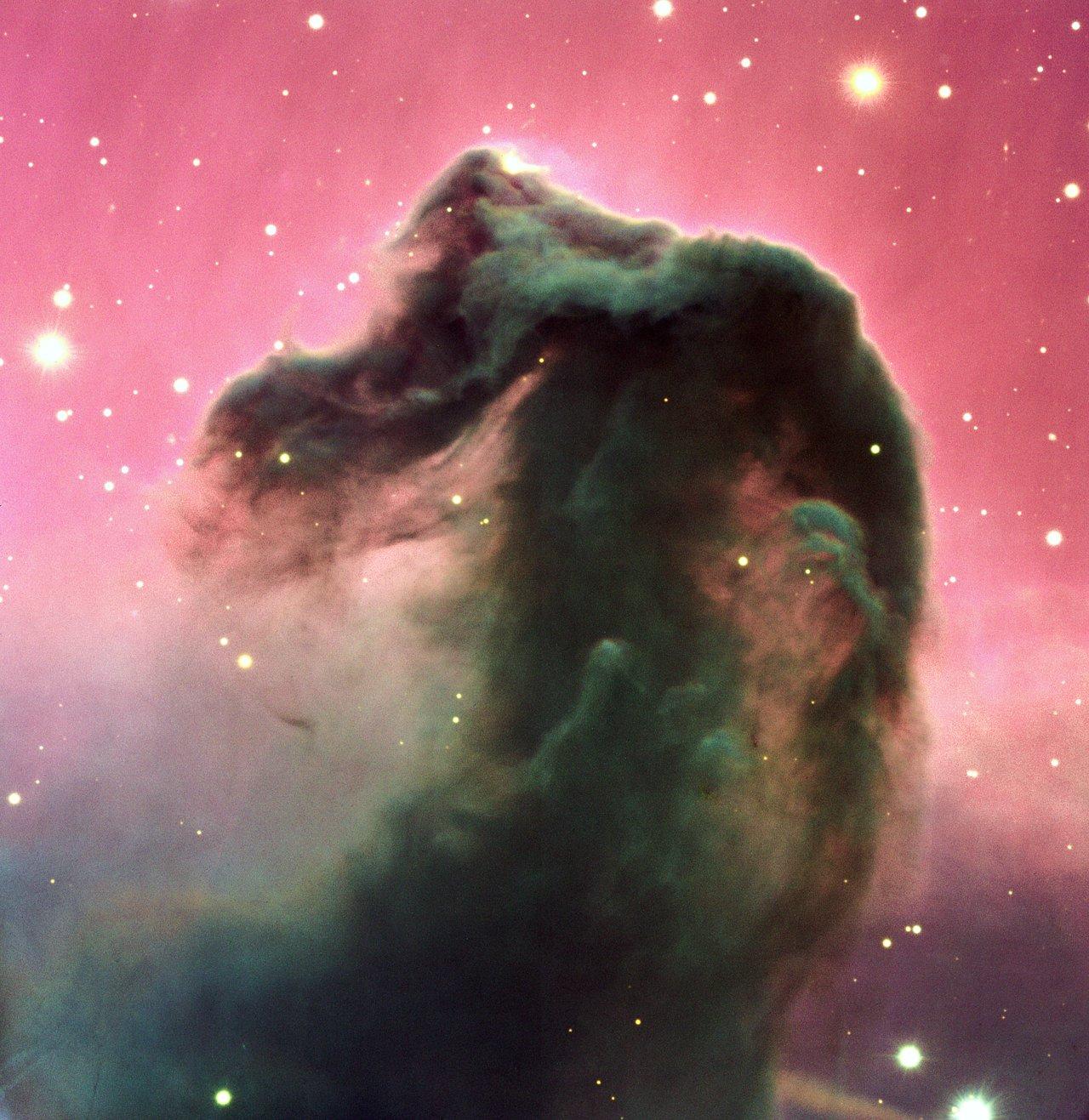 Mounted image 031: The Horsehead Nebula