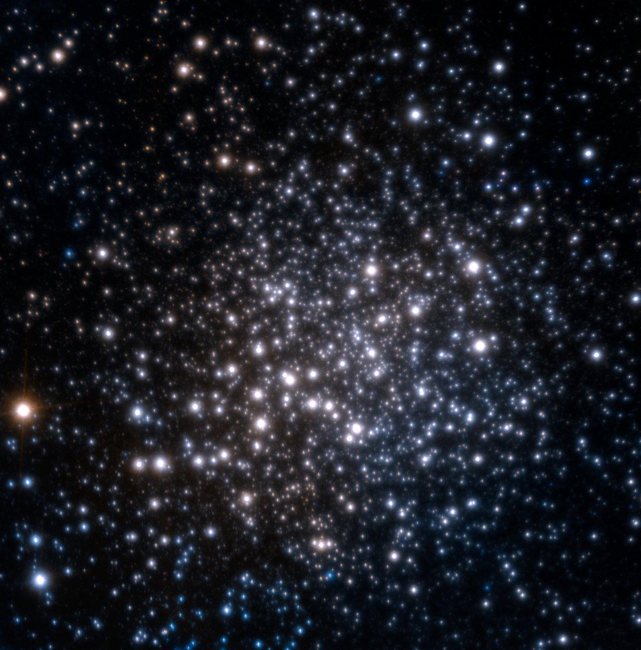 the star cluster terzan 5 eso