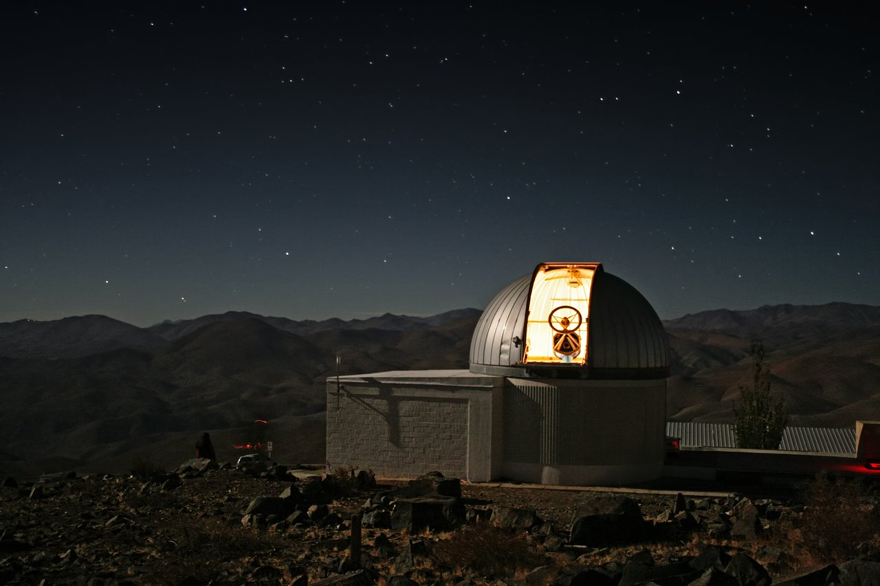 astronomy observatory with telescope - photo #49
