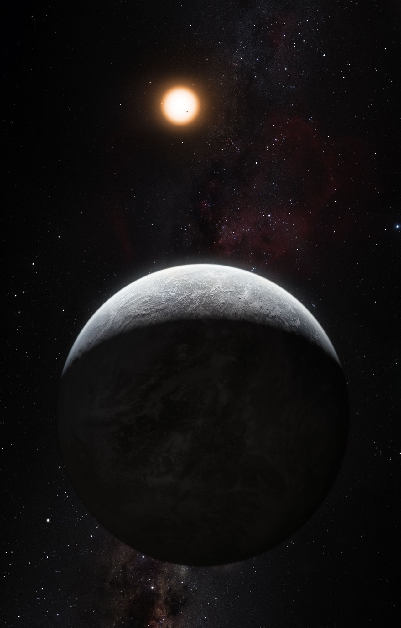 Fifty New Exoplanets Discovered by HARPS | ESO