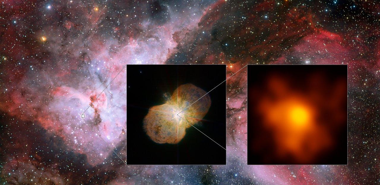 ستاره اتا-شاه تخته به زودی ۱۰ برابر پرنورتر خواهد شد