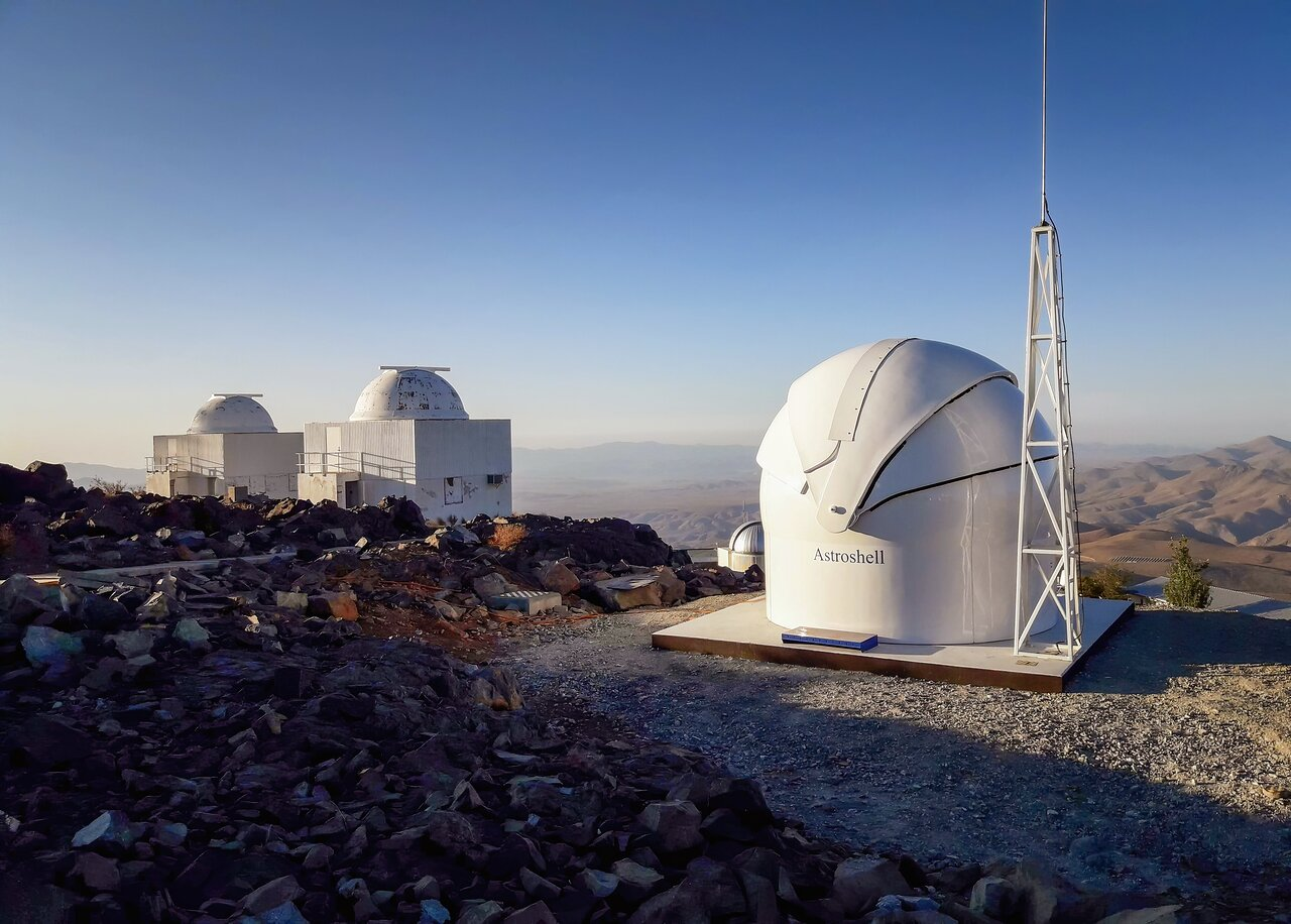 New telescope at ESO's La Silla joins effort to protect Earth from risky asteroids