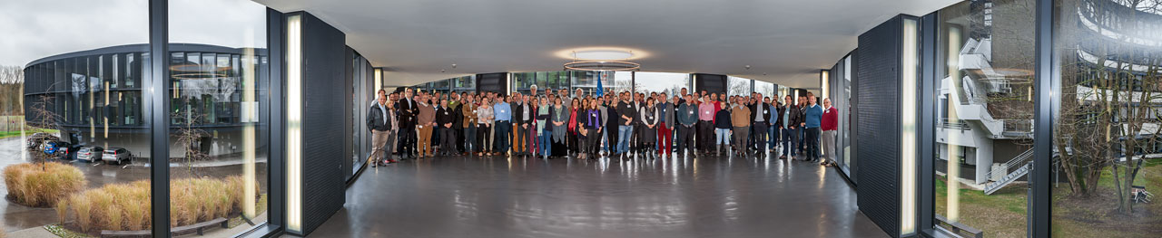 SciOps2015 group photo
