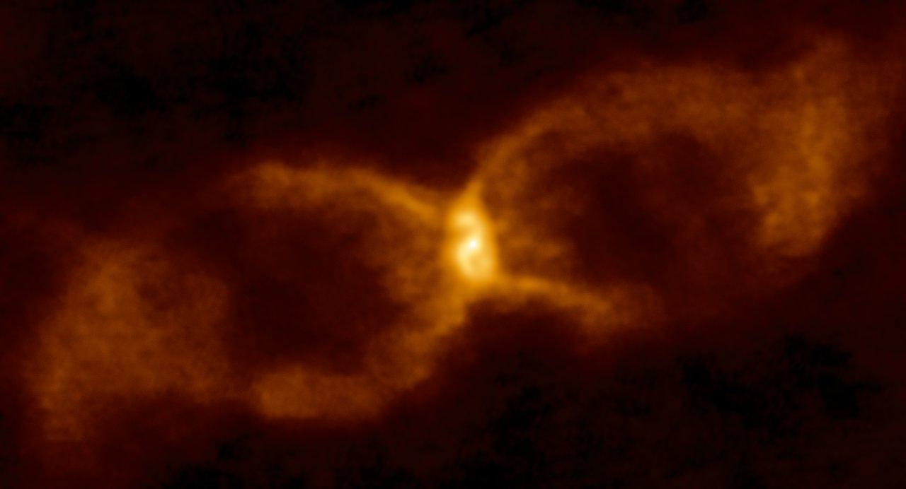 zusammenhang zwischen daseinsformen der materie und fragen der entstehung des universums sowie seiner entwicklung