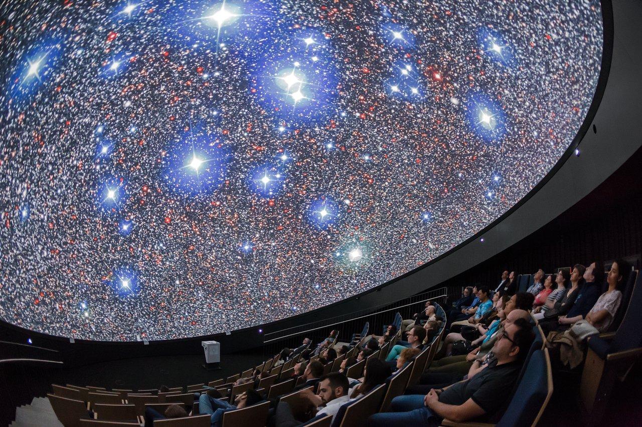 Spiky stars | ESO