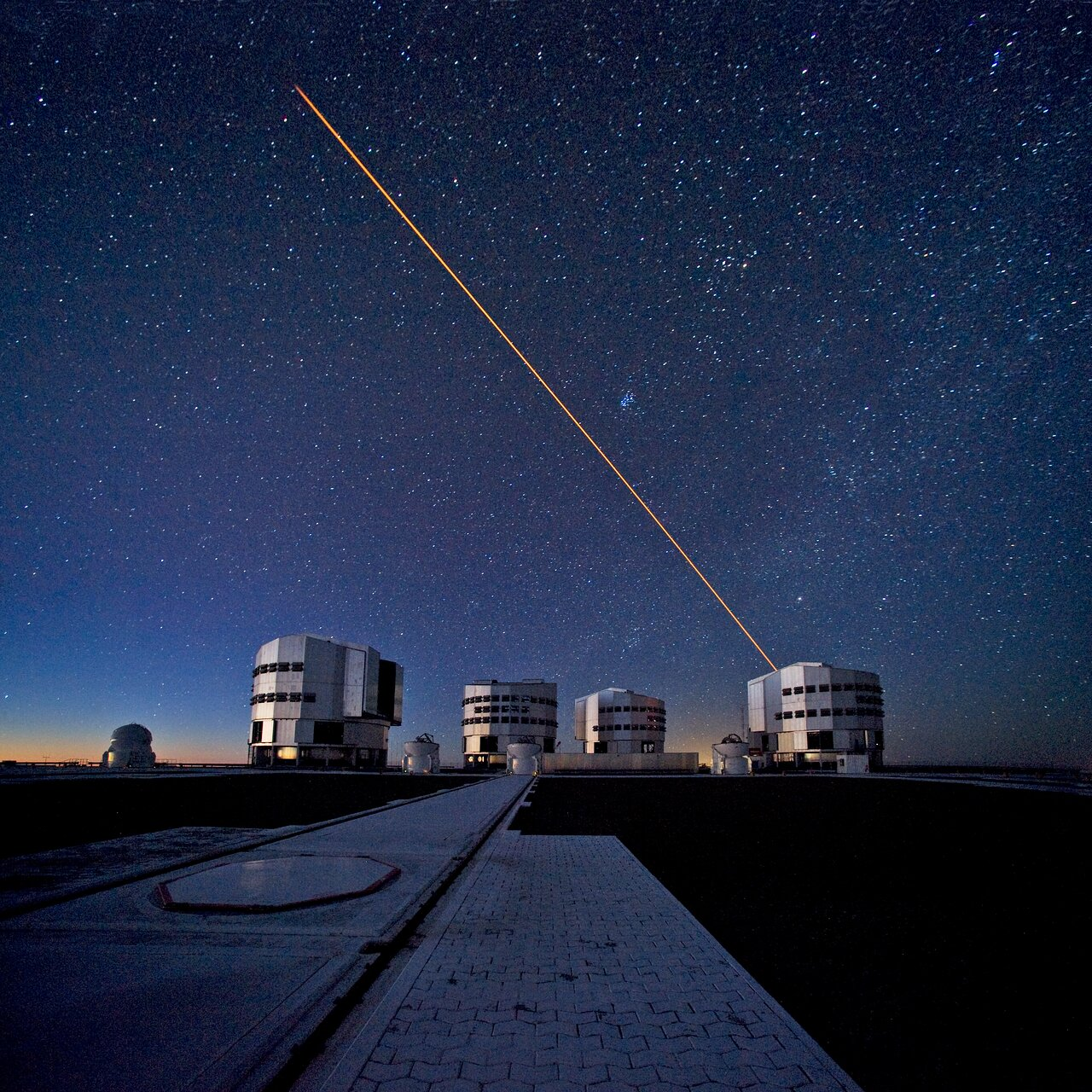 Mounted image 126: The VLT in Action
