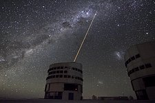 The VLT's Laser Guide Star