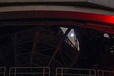 Alpha Centauri through the VLT