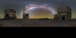 Paranal bow — extended