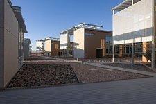 ALMA Residencia — dormitory buildings