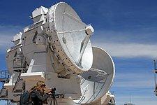 ALMA Antennae