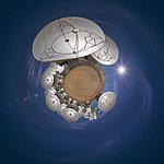 The little planet of ALMA