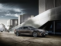BMW's 6 Series Gran Coupé and the Paranal Observatory