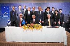 ALMA Trilateral Agreement Signed