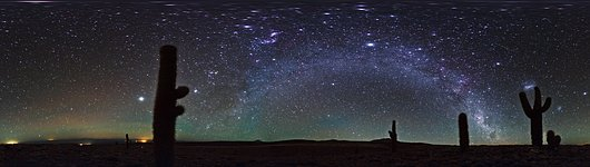 Atacama Airglow