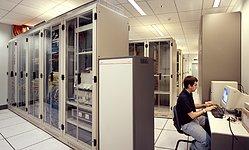 Control Building Computer Room