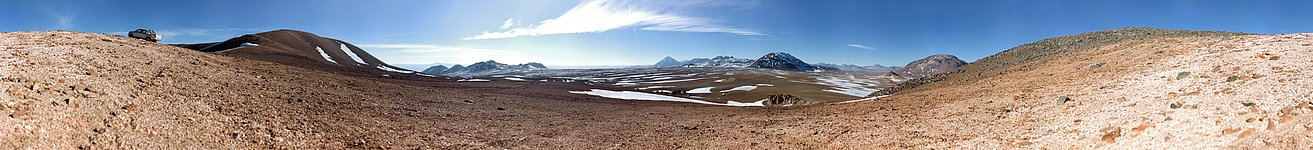 Wide Panorama of Chajnantor