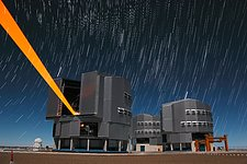 Starry Skies Over Paranal