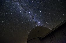 Milky Way at La Silla