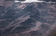 La Silla from the sky