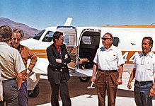 The Pelicano Airstrip