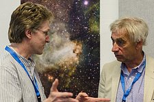 Bruno Leibundgut and Richard Ellis