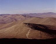 View of NTT Peak