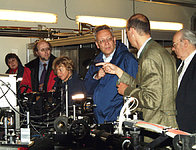 Commissioner Busquin visits Paranal III