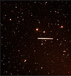 Asteroid (4179) Toutatis passes the Earth
