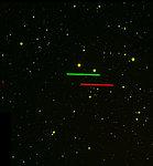 Asteroid (4179) Toutatis passes the Earth