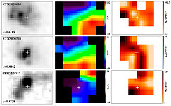 Mapping Distant Galaxies