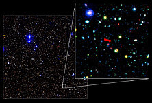 Faint Red Galaxy in the UKIDSS Ultra-Deep Survey