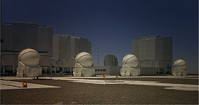 The Four ATs at Paranal