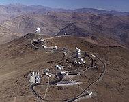 La Silla Aerial View