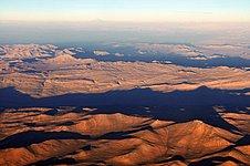 Cerro Paranal and Cerro Armazones in Chile