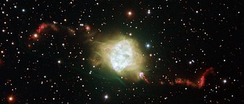 The planetary nebula Fleming 1 seen with ESO's Very Large Telescope