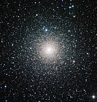 The globular cluster NGC 6388 observed by the European Southern Observatory