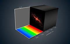 MUSE views the strange galaxy NGC 4650A