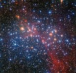 The colourful star cluster NGC 3532