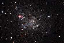 The dwarf galaxy IC 1613