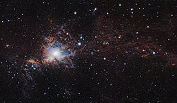 The Orion A molecular cloud from VISTA