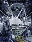 VLT Unit Telescope 1 in its Enclosure