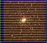 Open Cluster in NGC 330 in SMC